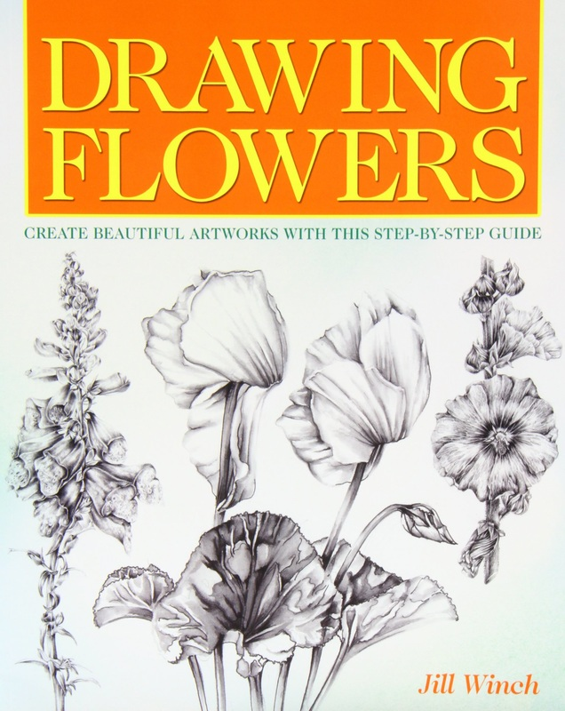 Drawing Flowers book